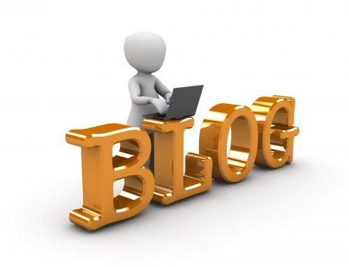 Warum Blogartikel und worüber soll ich denn schreiben?
