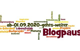 Blogpause